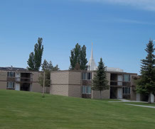 Aspen Village Apartments   112 Units. Rexburg ...